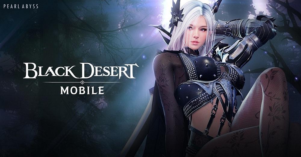 Black Desert Mobile Runs Pre-Registration Event For New Dark Knight Class