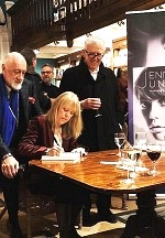 "Jenny Boyd Will Launch New Memoir ""Jennifer Juniper: A Journey Beyond the Muse"" at New York MetroFest for Beatles Fans on March 27-29"