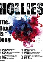 The Hollies, Legendary UK Hit Makers + Rock & Roll Hall of Fame Inductees Announce First Full USA Tour in 18 Years