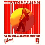 """The """"We Are Still All Together Tour"""" 2020 - From Devon Allman's House"""