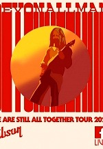 "The ""We Are Still All Together Tour"" 2020 - From Devon Allman's House"