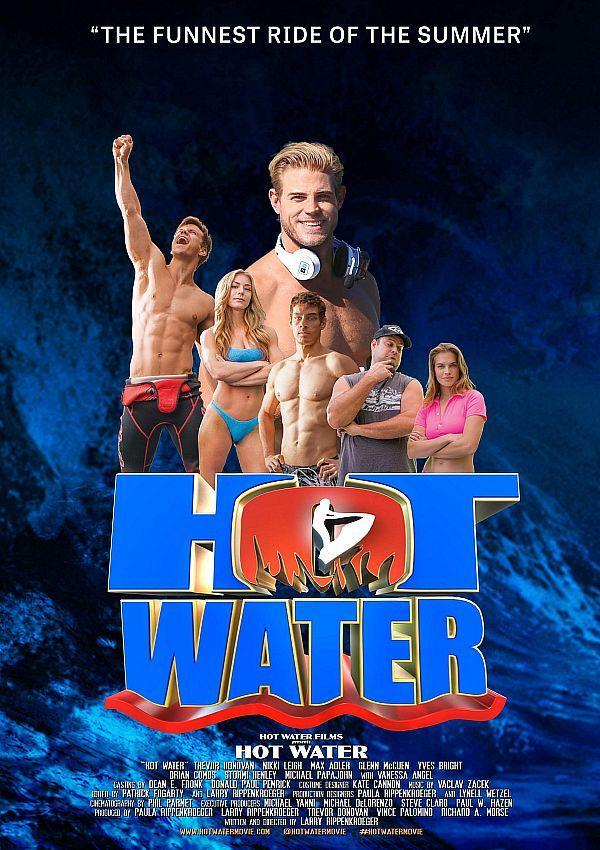 "Hot Water Films Delivers Quarantine Audience the Comedy of the Summer: ""Hot Water"" on Vimeo On-Demand Today"