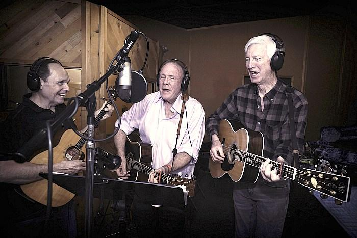 """Folk Legends The Kingston Trio Bring Back Classic Hit """"SURVIVORS"""" With New Recording"""
