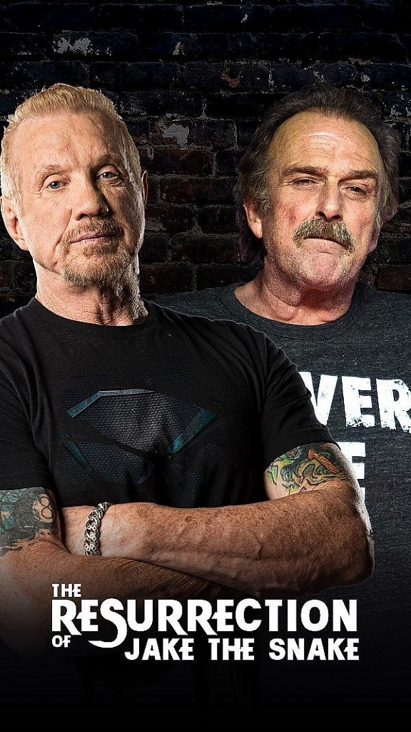 Award Winning Documentary, 'The Resurrection of Jake the Snake' Has Been Made Available for Free on the DDP YOGA NOW App