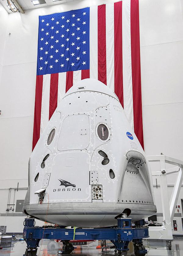NASA to Host Preview Briefings, Interviews for First Crew Launch with SpaceX