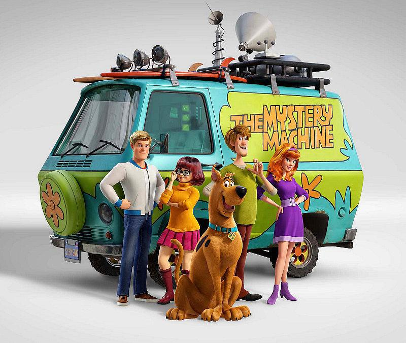 "Warner Bros. to Make the Full-Length Animated Feature ""SCOOB!"" Available for Both Premium Video On Demand and Premium Digital Ownership May 15"
