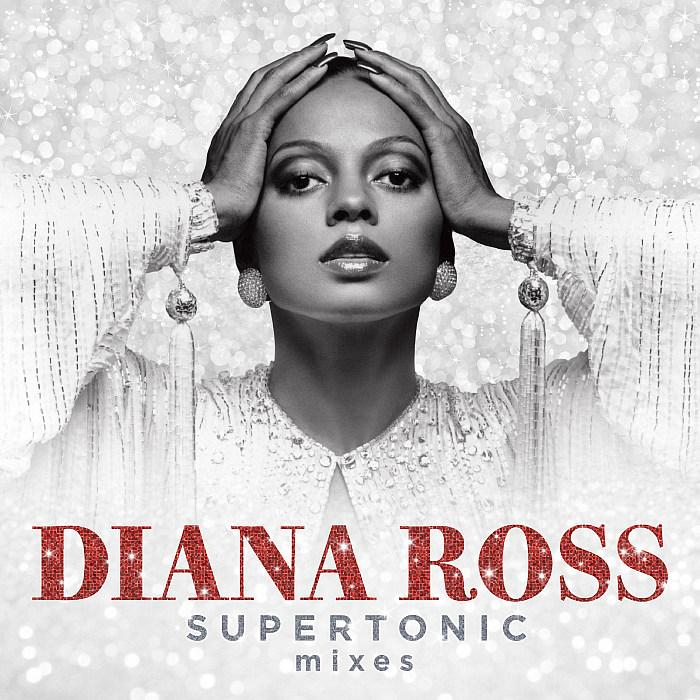Diana Ross' 'Supertonic' Digital Release Due On May 29; CD And Vinyl Will Be Available On June 26