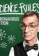 Stitcher and Bill Nye Cover the Facts of COVID-19 in Special Series of 'Science Rules!'