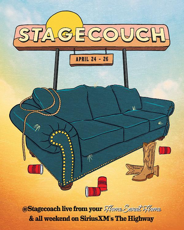 """Siriusxm and Stagecoach: California's Country Music Festival Showcase """"Stagecouch Weekend"""" to Feature Thomas Rhett, Carrie Underwood and Eric Church"""