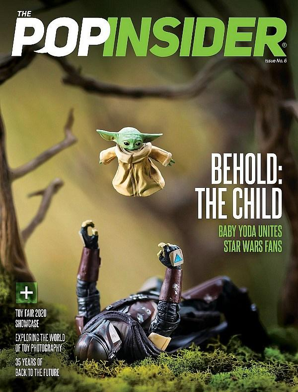 The Pop Insider Offers Free Annual Print Magazine Subscriptions