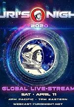 """Yuri's Night"" Webcast With NASA Astronauts Scott Kelly & Nicole Stout, Bob Weir, Nick Rhodes, and Bill Nye Celebrate Space Exploration"