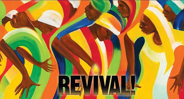 "Harry Lennix, Star of NBC's The Blacklist, Pastor Chad Lawson Cooper and Thousands More to Celebrate Easter Online With a Special Streaming of ""Revival!,"" The Musical Re-telling of the Gospel According to John"