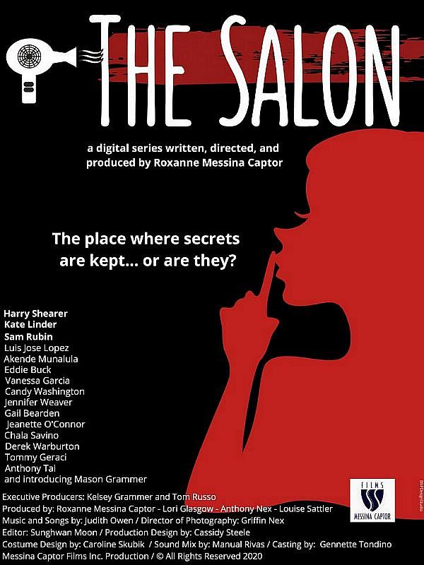 """The Salon"" Is Open and Messina Captor Films Invites You to Come on In"