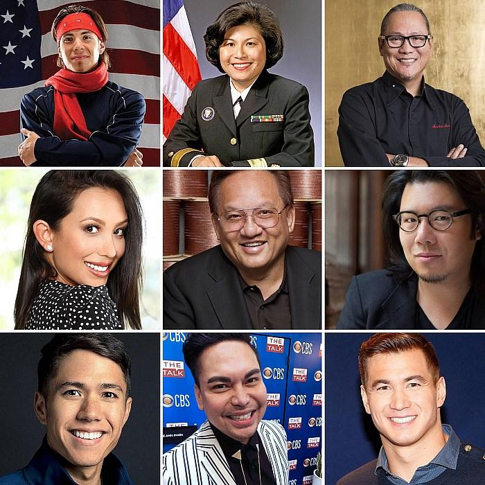 Asian Hall of Fame influencers join forces in Medical Response Fund PSA.
