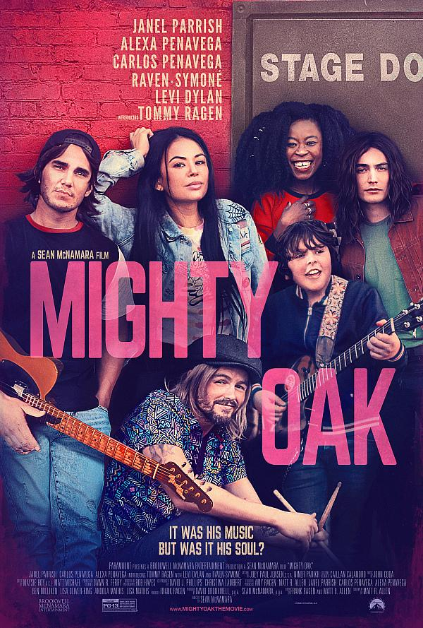 "Paramount Picks ""Mighty Oak"" as the First Film to be Released Since Quarantine"
