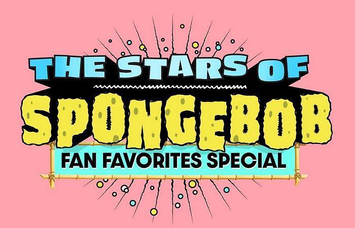 "SpongeBob SquarePants Voice Cast Unites for Virtual Table Read in Nickelodeon's ""The Stars of SpongeBob Fan Favorites Special,"" Premiering June 5"