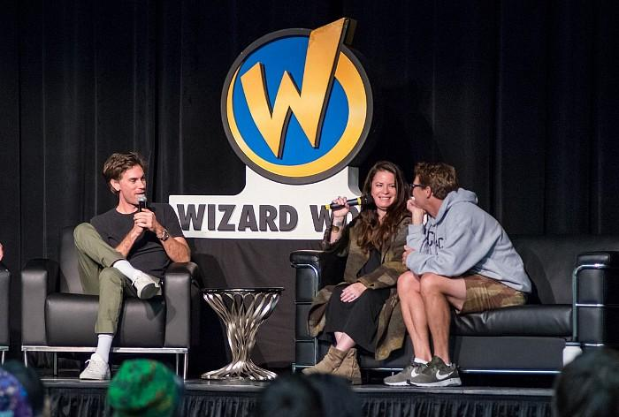 Goblin Slayer, Charmed, Dallas, Assassination Classroom Stars Next Wizard World Virtual Experiences Online Events May 9, 12, 14
