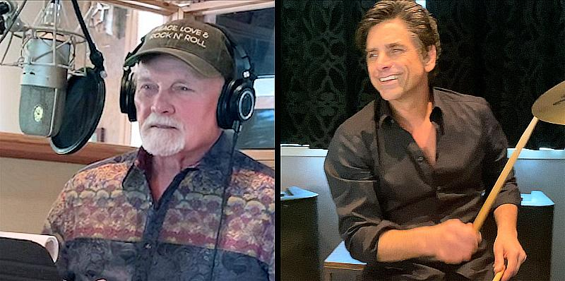 "The Beach Boys' Mike Love Releases ""This Too Shall Pass"" Song and Video Featuring Special Guest John Stamos"