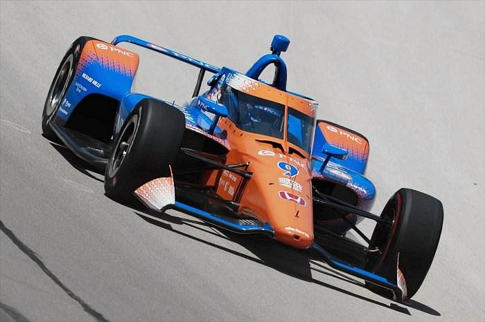 Dixon Dominates 2020 NTT Indycar Series in Texas for Honda