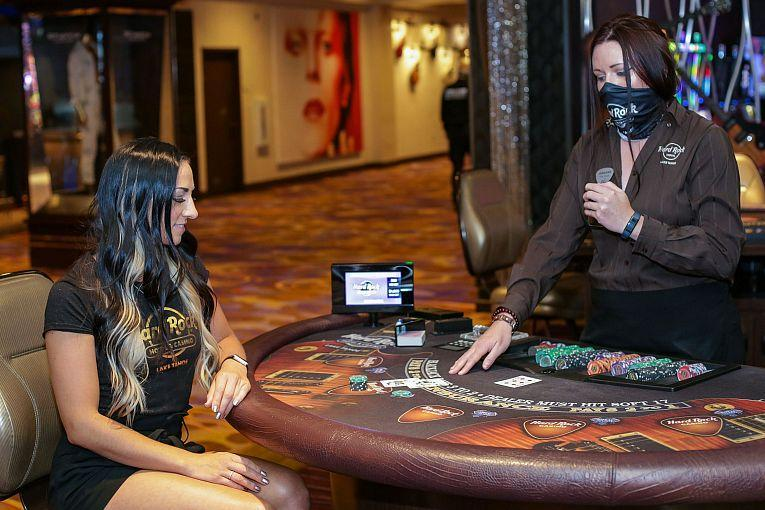 Hard Rock Hotel & Casino Lake Tahoe Reopens to the Public